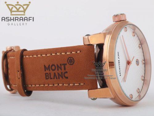 ساعت مردانه مون بلان Mont Blanc E1688WBR