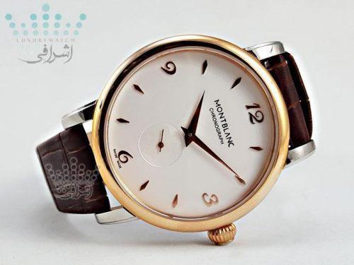 ساعت مردانه بلانک مدل Montblanc 779252-06