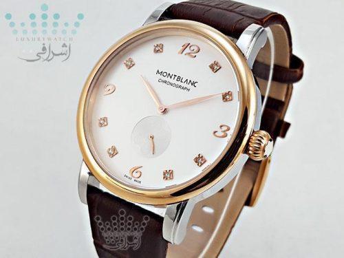 ساعت مون بلانک مدل Montblanc 779252-08