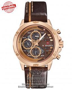 زیباترین ساعت ناوی فورس Naviforce 9110M