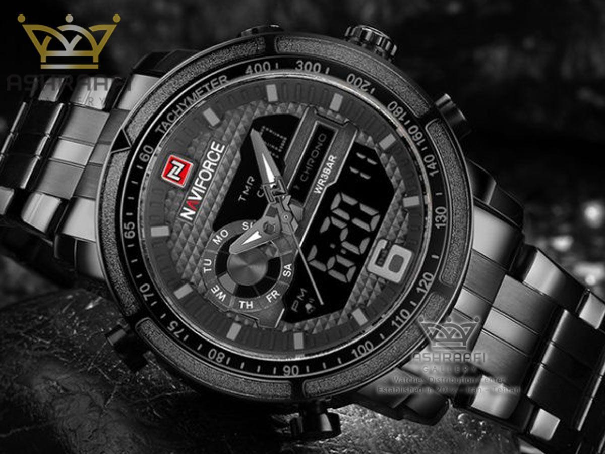 ساعت اورجینال Naviforce 9119M