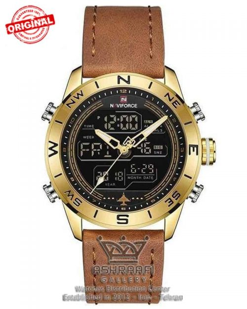 ساعت اورجینال ناوی فورس مدل 9144M