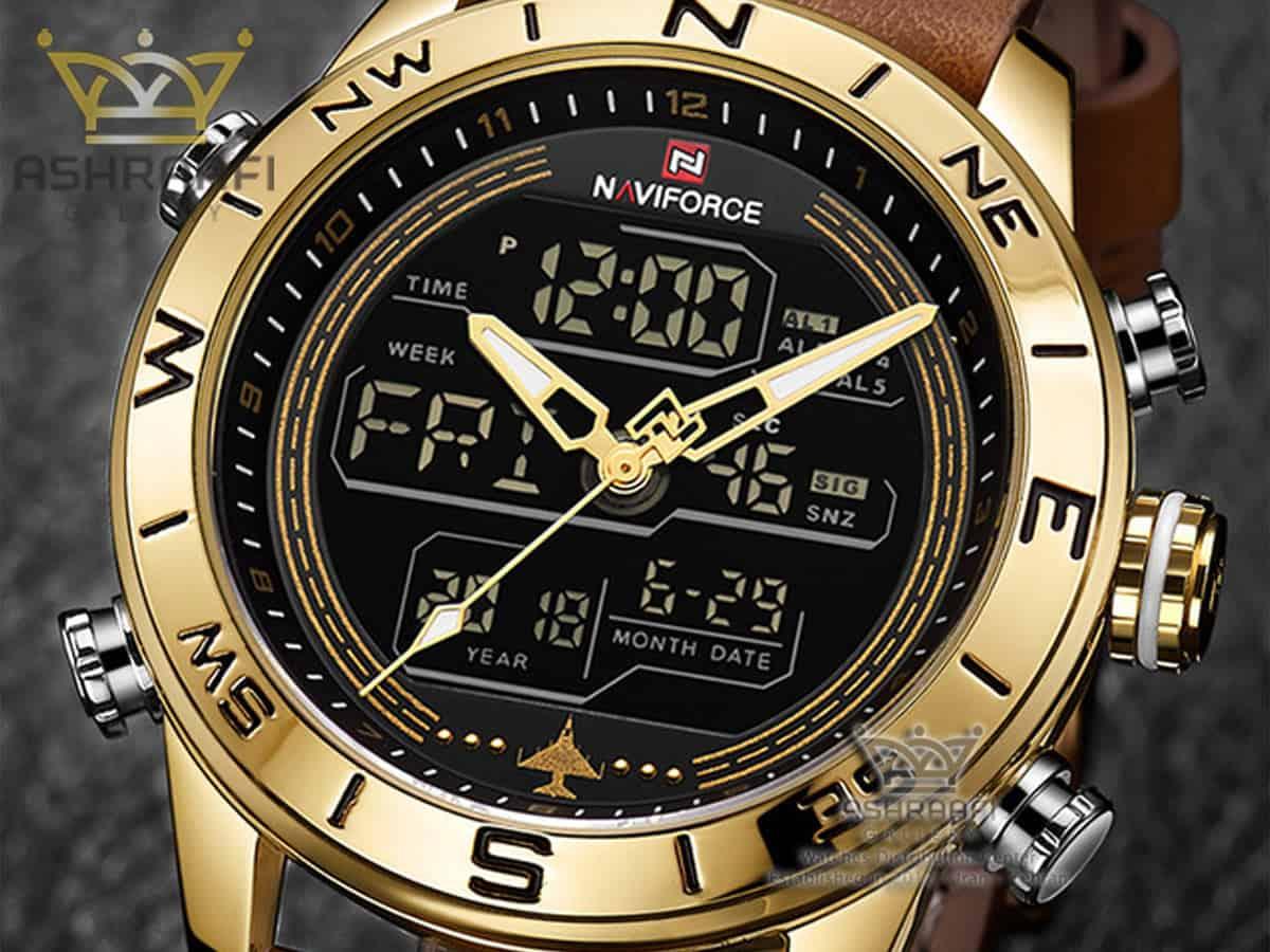 ساعت Naviforce 9144M
