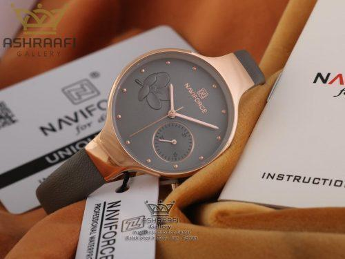 فروش ساعت اورجینال زنانه ناوی فورس Naviforce NF5001L