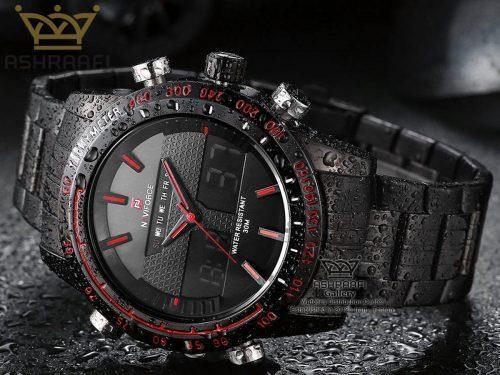 ساعت فلزی نوی فورس Naviforce NF9024M