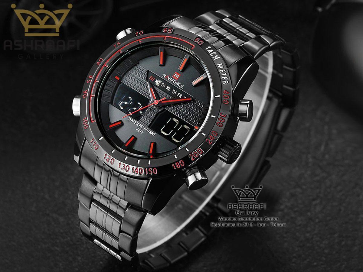 قیمت ساعت اورجینال ناوی فورس Naviforce NF9024M