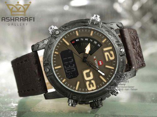 ساعت ضد آب ناوی فورس Naviforce NF9095M