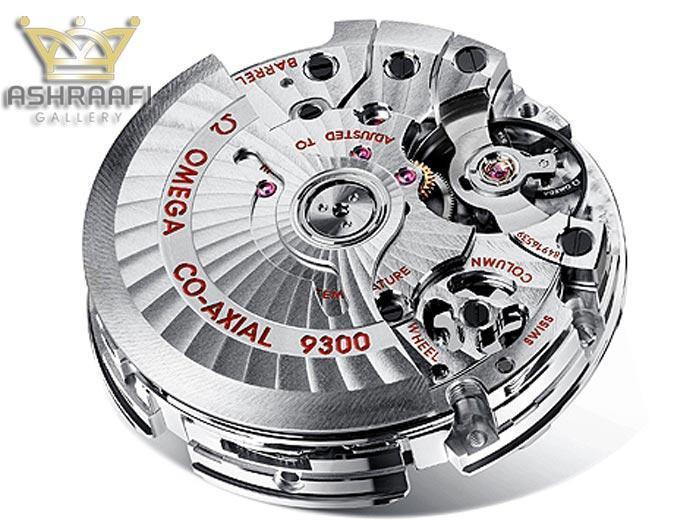 Omega Caliber 9300 - 10 موتور ساعت مکانیکی زمانسنج برتر