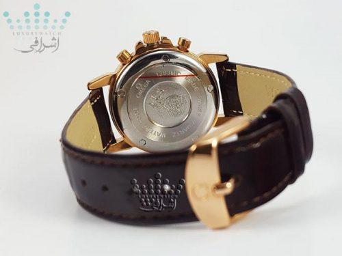 قفل و بند ساعت امگا - Omega De-Ville-138