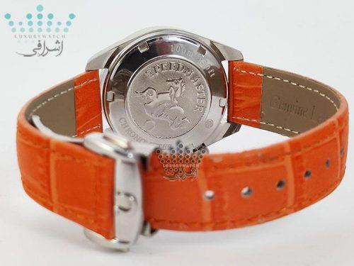 ساعت صفحه نارنجی Omega Seamaster F330