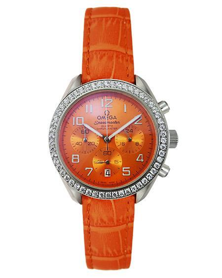 ساعت نارنجی Omega Seamaster F330