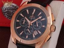 ساعت کلاسیک امگا مشکی رنگ Omega Seamaster K3M