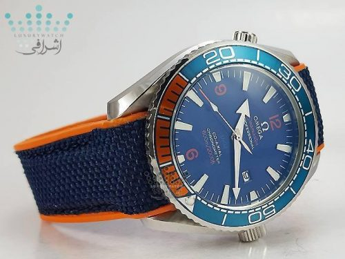 ساعت آبی رنگ امگا Omega Seamaster P600