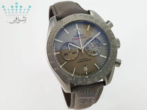 ساعت خاکستری رنگ امگا مدل سی مستر S720