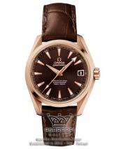 ساعت امگا سی مستر شکلاتی Omega-Seamaster-U-01