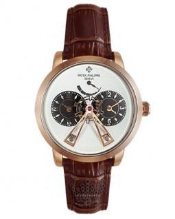 ساعت مردانه پتک فیلیپ با شیشه ی خم کروی مدل PATEK PHILIPPE Z3