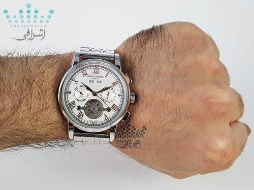 عکس روی دست ساعت Patek-Philippe-58152S