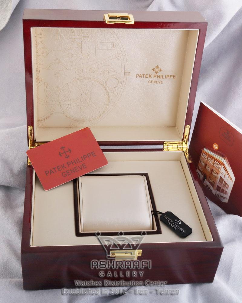 جعبه اورجینال ساعت پتک فیلیپ Patek Philippe Box-G2
