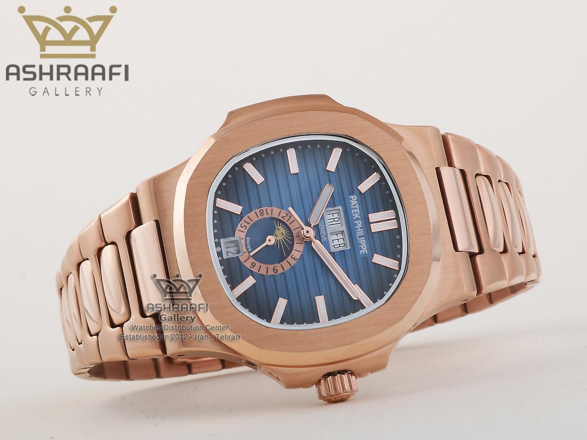 قیمت ساعت پتک فیلیپ ناتیلوس های کپیPatek Philippe Nautilus SR