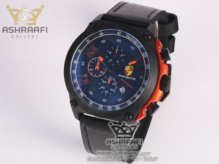 ساعت مردانه فشن Porsche JP-24056MB65