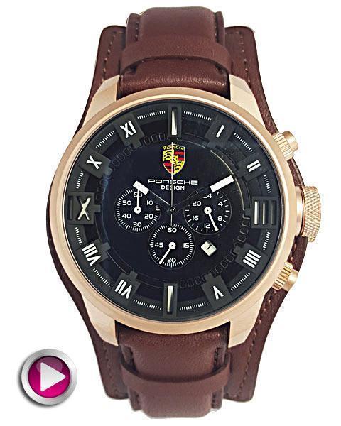 ساعت مچی پورشه دیزاین Porsche JP-85056H-02