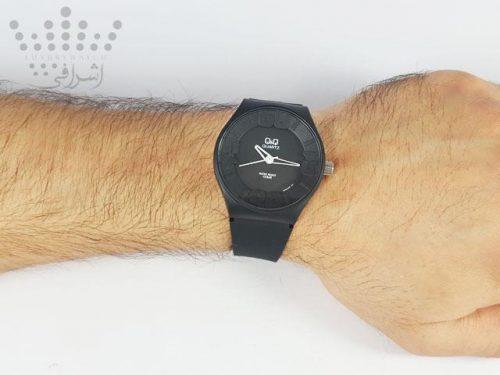 نمای روی دست ساعت Q&& مدل VR36J005Y