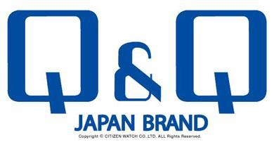 لوگوی کمپانی ساخت ساعت مچی کیو اند کیو - Q&Q