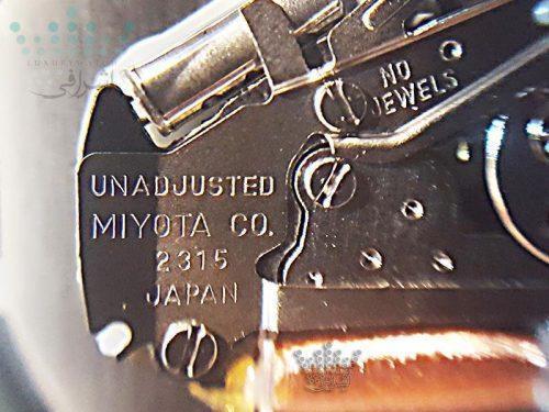 عکس از موتور ساعت رولکس سلینی مدل Cellini-K