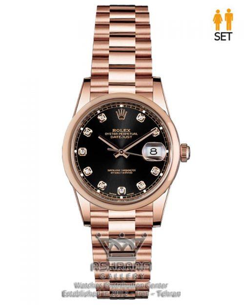 ساعت رولکس دیجاست ROLEX DateJust Per2