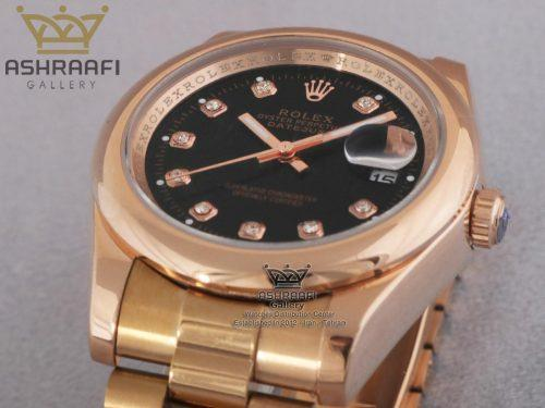 ساعت رولکس های کپی رزگلد ROLEX DateJust Per2
