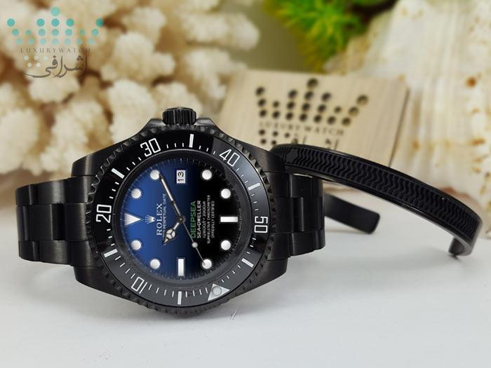 ست چیده شده ساعت ROLEX Deepsea BB1