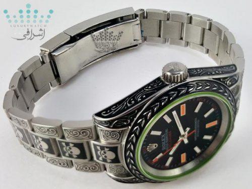 ساعت رولکس میلگاس مدل ROLEX Milgauss LK10