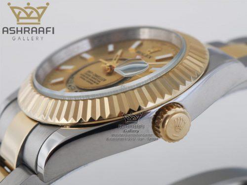 قیمت ساعت های کپی رولکس اسکای دوولر ROLEX Sky Dweller SGG1