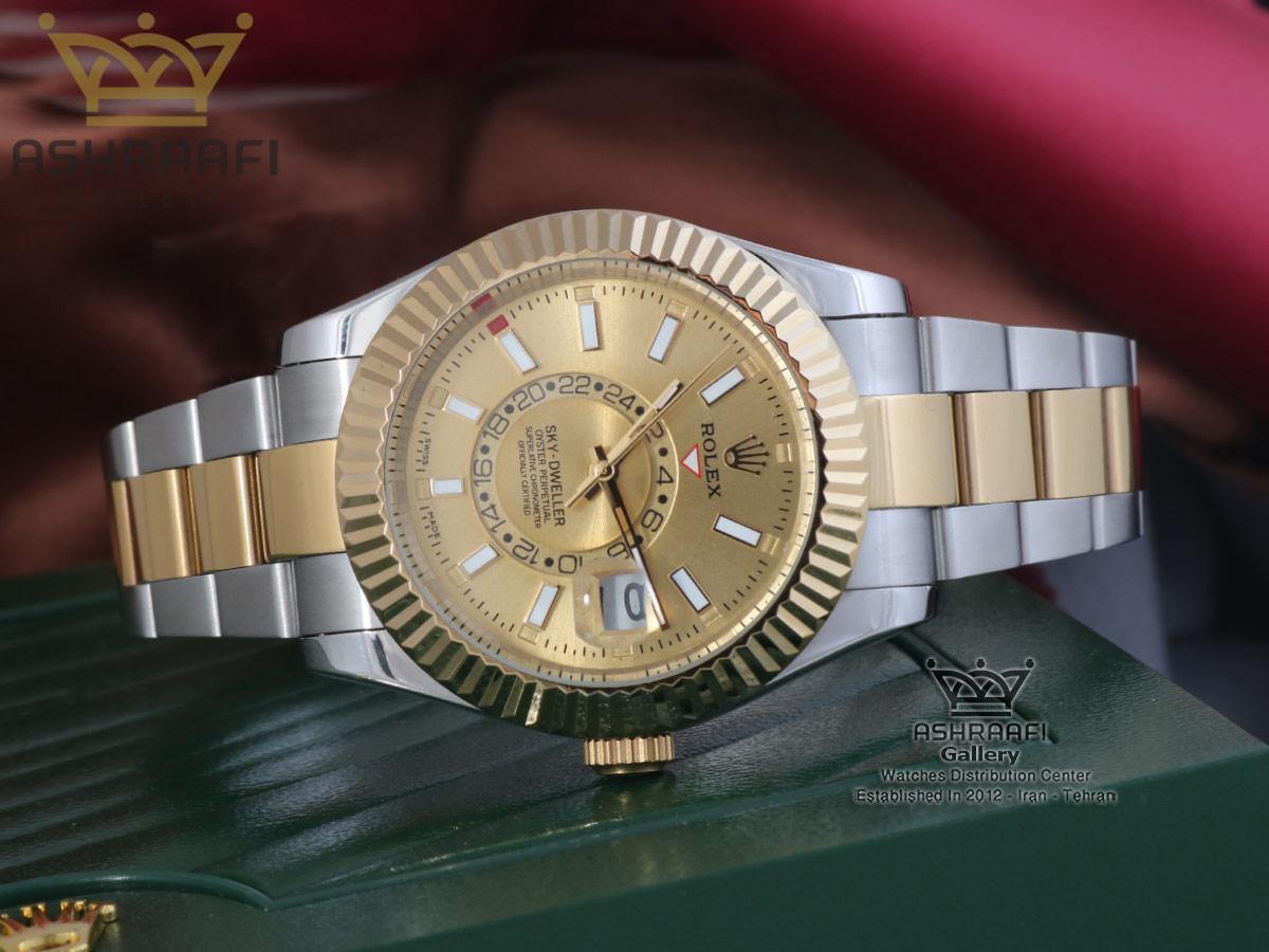 خرید ساعت ROLEX Sky Dweller SGG1