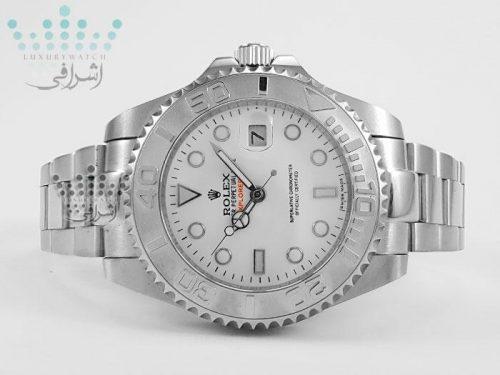 ساعت رولکس یاچ مستر صفحه سفید Yacht Master-HC2