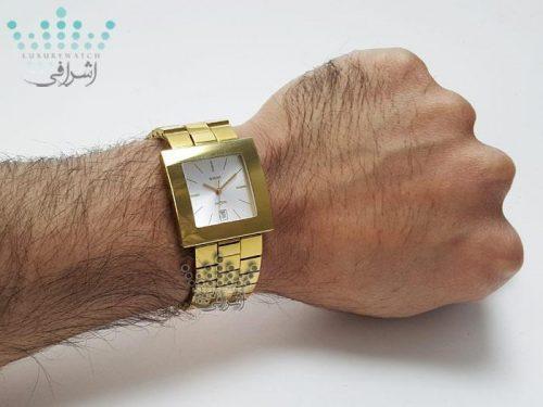 عکس روی مچ ساعت کارکرده رادو 129.0986.3.010