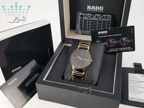 ساعت رادو اصلی دست دومRado Centrix 115.0929.3