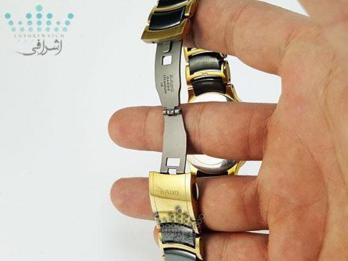 قفل ساعت رادوRado Centrix 115.0929.3
