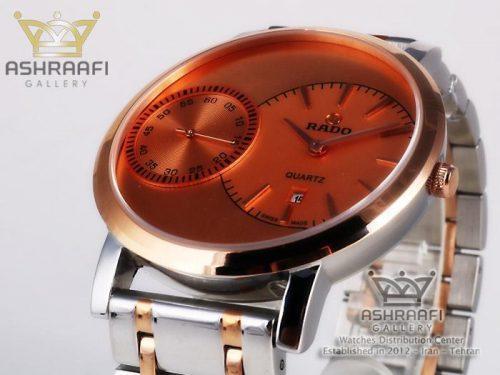 ساعت صفحه طلایی رادو Rado DiaMaster R14127