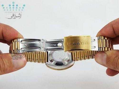 سگک فنری ساعت های کپی رادو اورجینال Rado Diastar O25