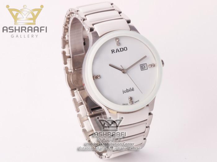 ساعت سفید رادوRado Jubbile 148W