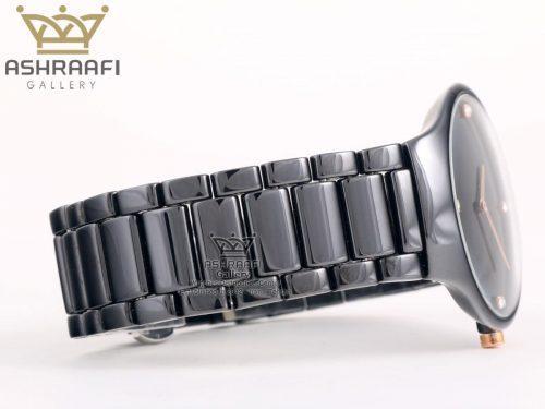 ساعت مشکی سرامیکی رادو ست Rado R20282