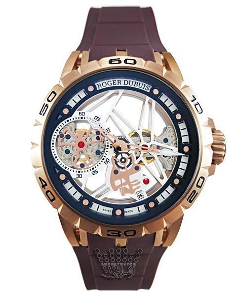 ساعت مچی مردانه Roger-Dubuis-7S