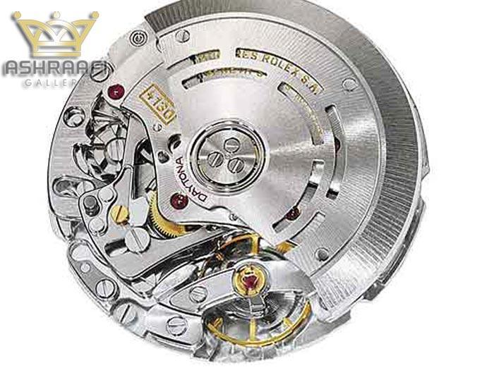 Rolex 4130 - 10 موتور ساعت مکانیکی زمانسنج برتر
