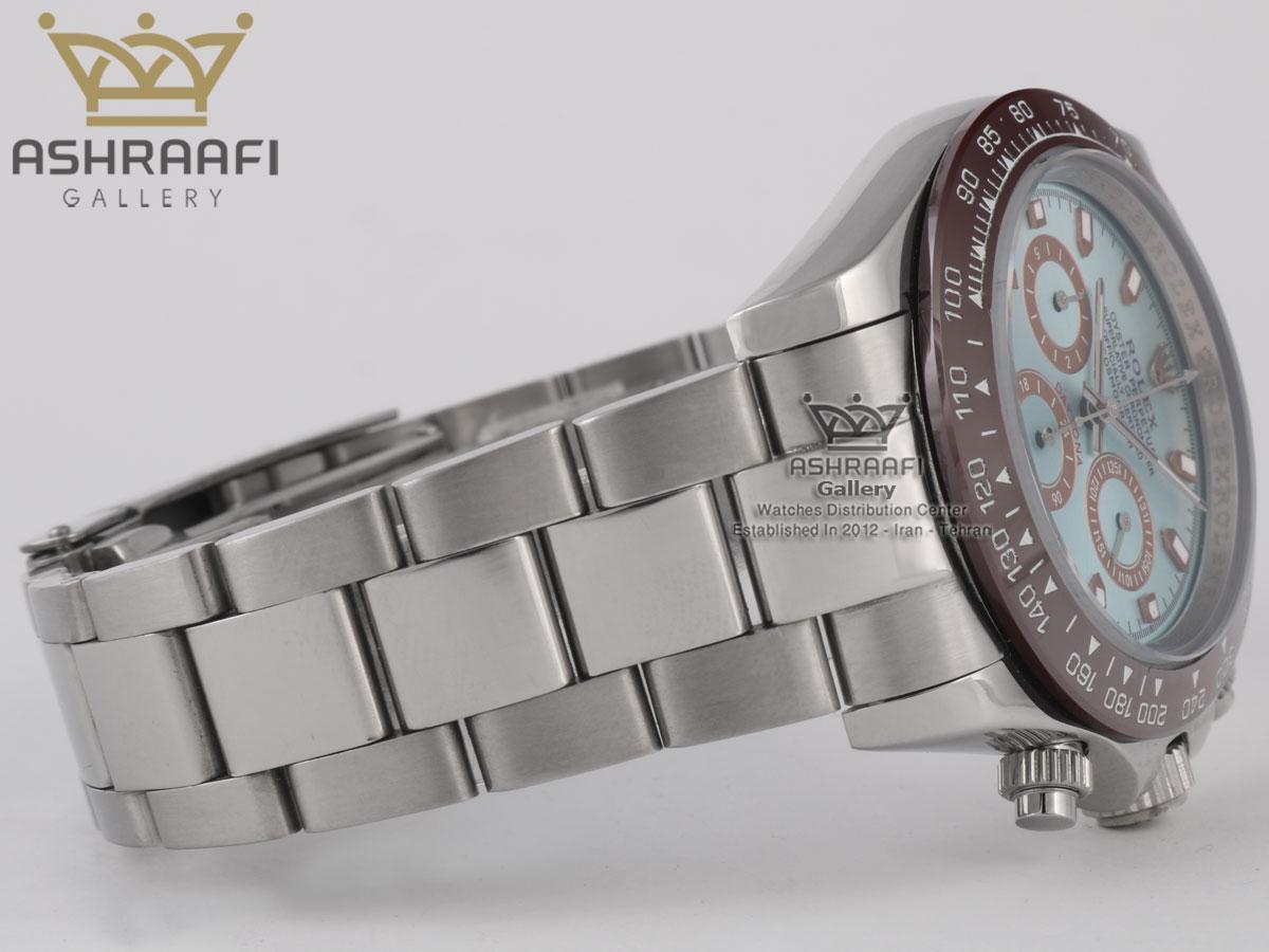 ساعت صفحه آبی آسمانی رولکس Rolex Cosmograph Daytona B1