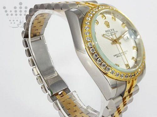 ساعت رولکس دیت جاست نگین دار Rolex-DateJust-16234-10