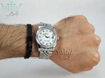 عکس روی مچ ساعت Rolex Datejust-02