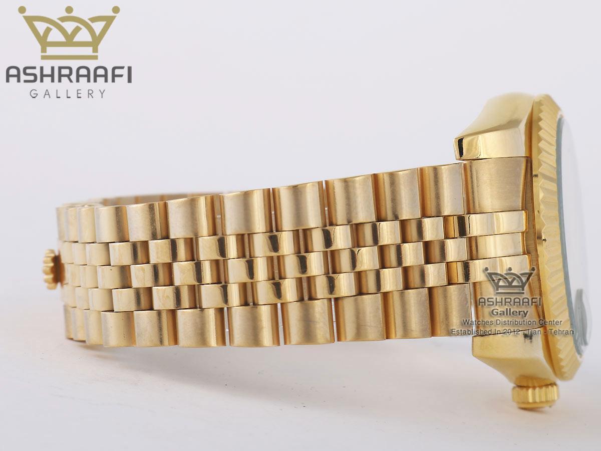 ساعت بند طلایی رولکس Rolex Datejust-04