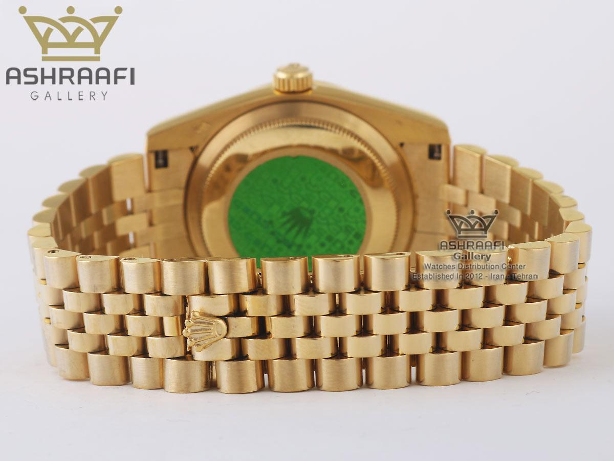 رولکس دیجاست بند طلایی Rolex Datejust-04