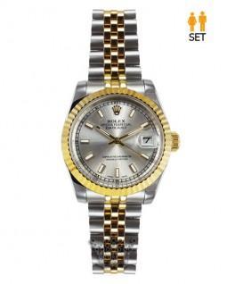 ساعت رولکس دیت جاست مردانه و زنانه Rolex Datejust-05